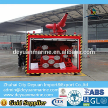 Marine External Fire Fighting System