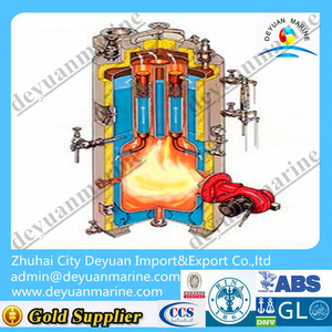 High Quality Small Type Marine Vertical Oil Fired Boiler Made In China