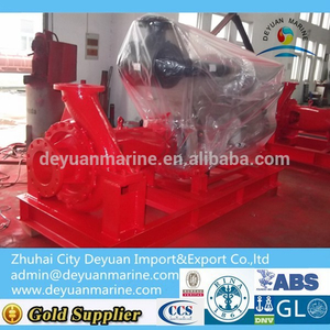 Marine External Fire Pump/Pump Set for FiFi System