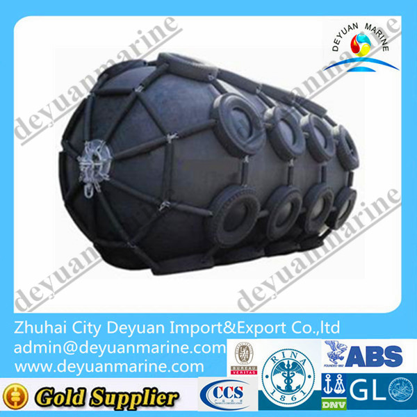 Marine Rubber Fender Boat Yokohama Foam Filled Fender for Sale