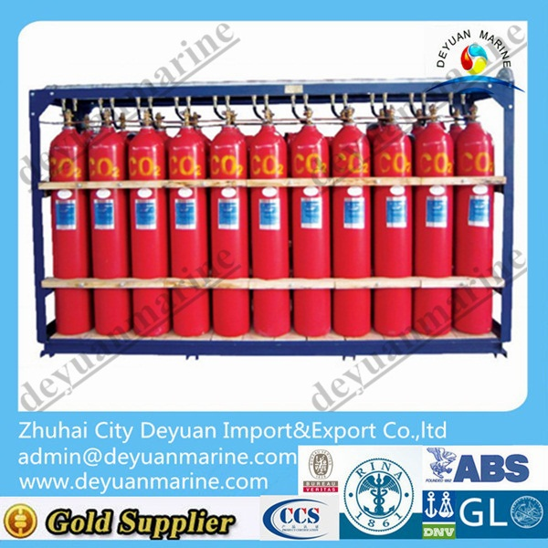 Carbon Dioxide Fire Extinguishing System for Sale