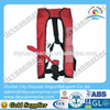 High quality new design inflatable life jackets marine