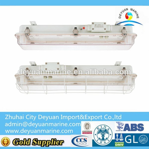 2*20W Boat Waterproof Fluorescent Pendant Light JCY23-2