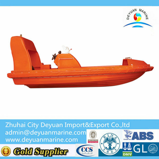 SOLAS Approved FRP Fast Rescue Boat