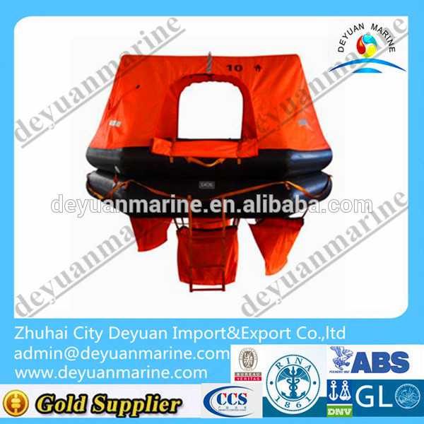 15 Man Throw Over Board Liferaft inflatable river rafts sale