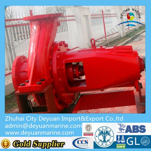 Fire Pump For Fire Fighting System
