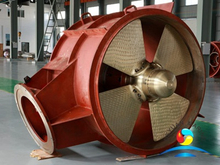Marine FPP or CPP Bow Thruster