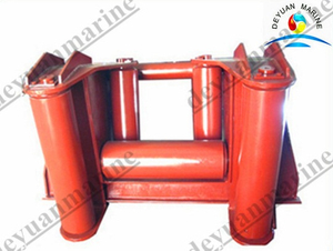 Vessel Use 6 Roller Fairlead