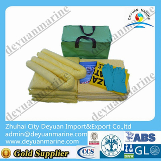 100% PP Universal Spill Kits ISO9001:2008