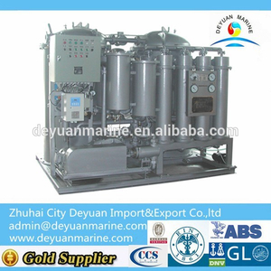 2.0 M3/h EC Approved Marine Bilge Water Separator for Sale