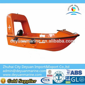 FRP Material Rescue Boat