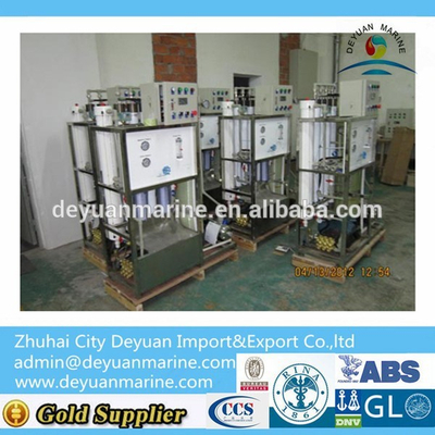 5-1000T/D Seawater Desalting Plant For Sale