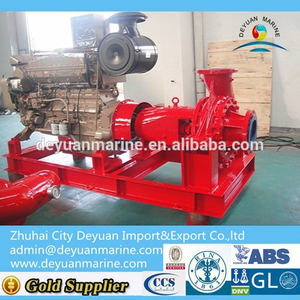 Marine External Fire Pump With High Quality
