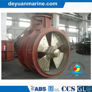 Hydraulic Driven Tunnel Thruster/Hydraulic Thruster