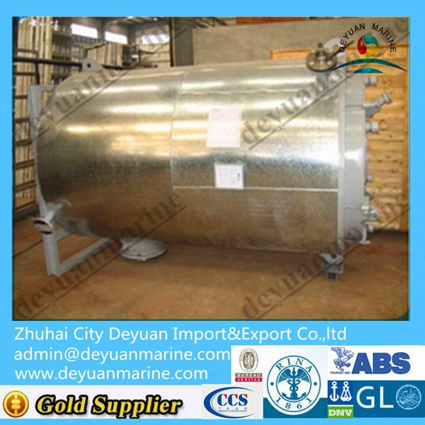 1.25 Mpa Marine Horizontal Thermal Hot Oil Boiler For Sale