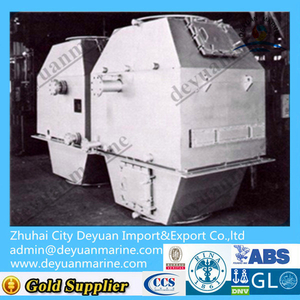 6 T/H Exhaust - Gas Economizer For Marine Boiler