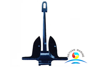 200KGS to 50000KGS Baldt Stockless Anchor
