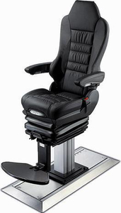 High Strength Adjustable Marine Pilot Seat