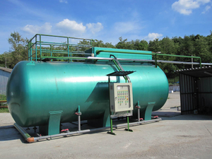 CWSC Series Sewage Treatment Plant