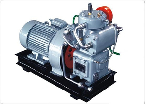 Belt Type Second Stage Compression Marine Air Compressor