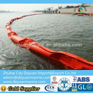 PVC Permanent Oil Containment Boom for Sale