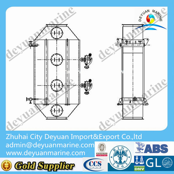 Hot Selling Combined Oil-fired Exhaust-gas Boiler