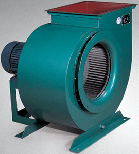 CZF Marine Axial Fan