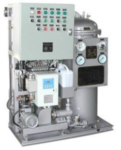 15PPM Automatic Marine Oil Water Separator