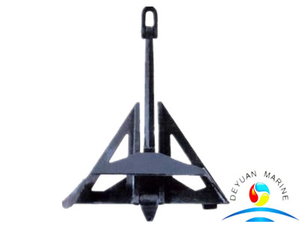 Flipper Delta or Delta Flipper Anchor with ABS, LR, BV,DNV, GL Class Certficiate
