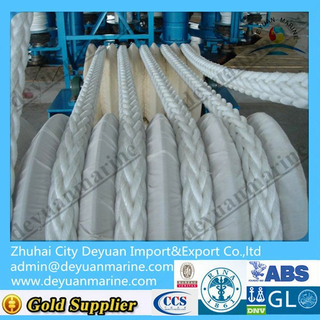 Polypropylene Mooring Rope For Sale
