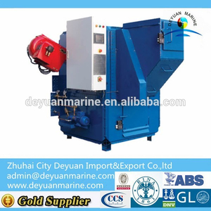 Small Marine Waste Incinerators