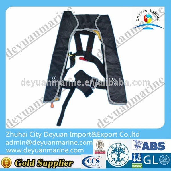 110N Solas approved automatic inflatable life jacket for adult