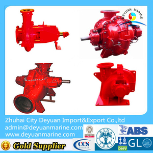 External fire pump for fifi system(2400M3/h)
