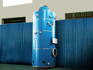 0.5T/H Factory Direct Gas Fired Marine Vertical Steam Boiler For Sale