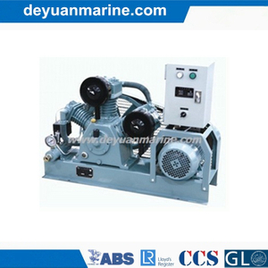 Marine Low Pressure Piston Type Air Compressor
