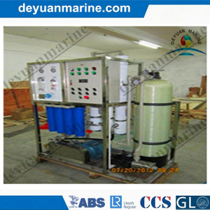 China Fresh Water Generator Heavy Equipment for Sea Water Supplier
