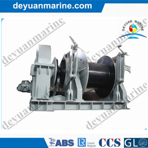 Electric Anchor Windlass and Mooring Winch Dy170209