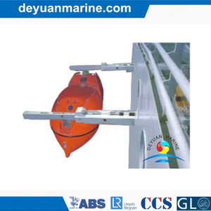 Telescopic Type Davit Device for Ship