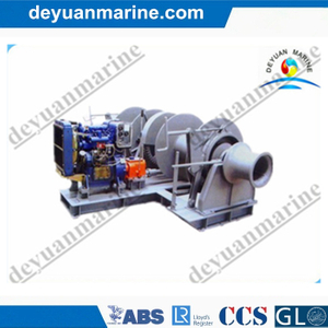 Electric Anchor Windlass for Ship Use Dy170115