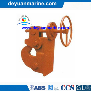 Marine Screw Type Spiral Cable Clench Anchor Releaser Quich Release