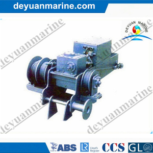 Electric Rescue Boat Winch (DY010207)