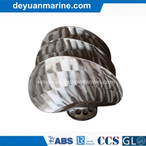 Marine Main Propulsion Blade Oblique Propeller