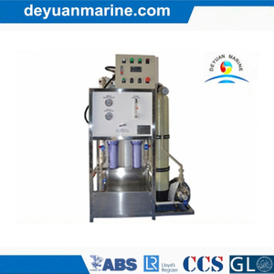 High Quality Marine Reverse Osmosis Fresh Water Generator Evaporative Type Fresh Water Maker with Competitive Price