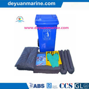 Marine 240L Universal Spill Kits From China Supplier