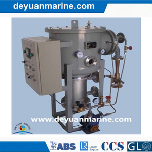 Seawater Desalting Unit for Ship