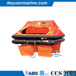Self-Righting Yacht Inflatable Liferaft