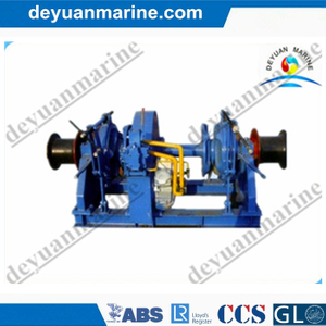 Marine Electric Anchor Windlass Dy170113