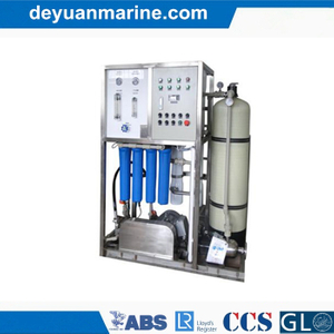 Made in China Marine Reverse Osmosis System Fresh Water Generator Seawater Desalting Unit with Good Price
