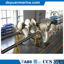 Marine Adjustable Propeller/Controllable Pitched Tunnel Thruster