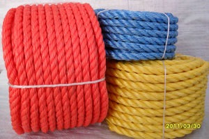 Marine Nylon Rope Polypropylene Mooring Rope PP Rope with High Quality